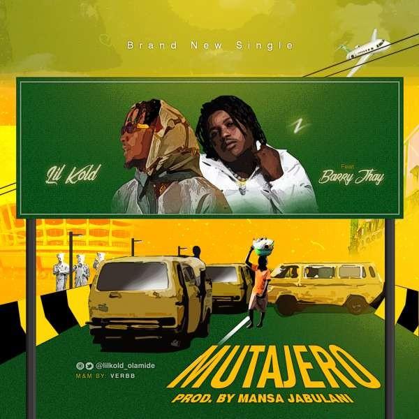 Mutajero (feat. Barry Jhay)